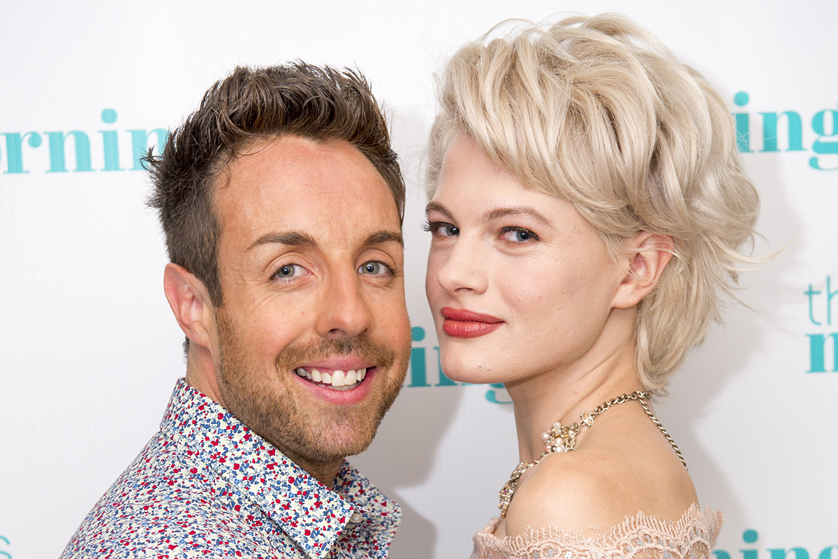 Stevi Ritchie splits from Chloe Jasmine again credit: Rex Features