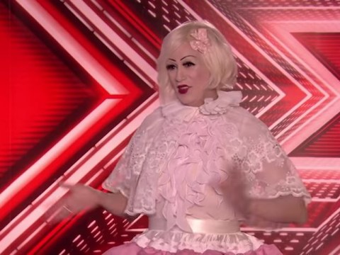 X Factor 'living doll' hopeful Sada Vidoo is a platinum-selling established act from Denmark