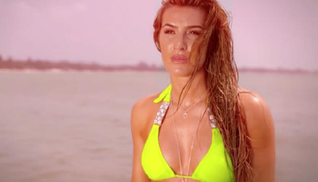 Ex On The Beach S5E4 Lillie Lexie Gregg (Picture: MTV)