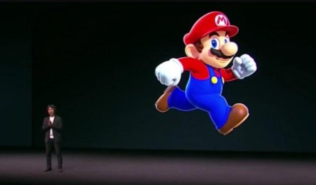 Super Mario Run - Nintendo X Apple