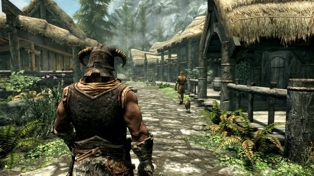 Skyrim Special Edition (PS4) - can you spare another 100 hours or so?