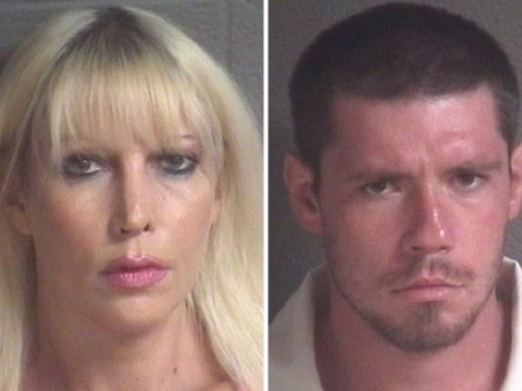 Mother, 44, and married son, 25, arrested for 'having sex'