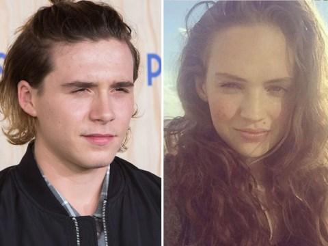 Is Brooklyn Beckham dating Adrienne Juliger? Snaps fuel Chloe Moretz split rumours