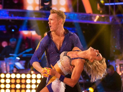 Could Greg Rutherford win Strictly 2016? Olympic long-jumper becomes fan favourite after first dance