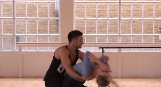 strictly-laura-and-giovanni