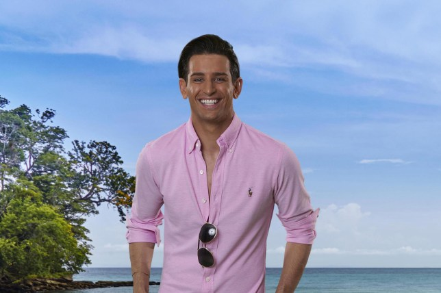 Celebrity Island with Bear Grylls - Ollie