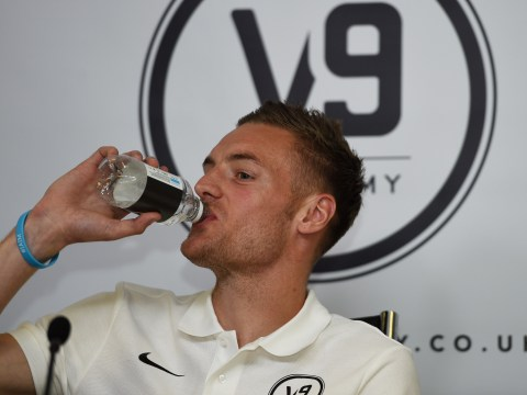 Jamie Vardy admits his love of Skittle vodka hampered his recovery from injury