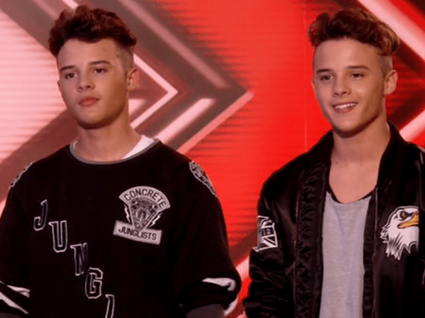The X Factor 2016: The Brooks make succesful comeback two years after being booted off