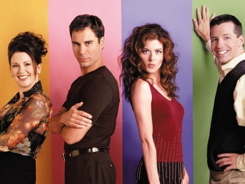 Debra Messing and Eric McCormack will 'never say never' to a Will & Grace reboot