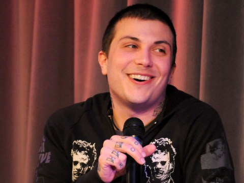My Chemical Romance guitarist Frank Iero involved in 'serious traffic accident'