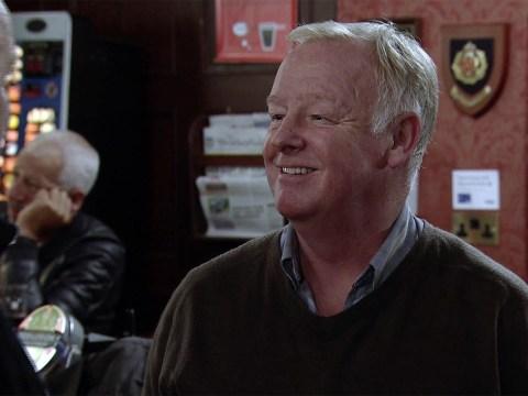 Coronation Street spoilers: Les Dennis discusses Phelan showdown in Michael's final scenes