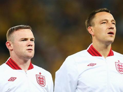 Chelsea captain John Terry hits back at Wayne Rooney's critics in Instagram post