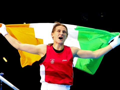 Irish Olympic gold medalist Katie Taylor turns professional and will make debut on November 26 in London