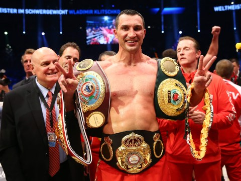 Lucas Browne and BoxRec seem to confirm Wladimir Klitschko's fight with Anthony Joshua is off