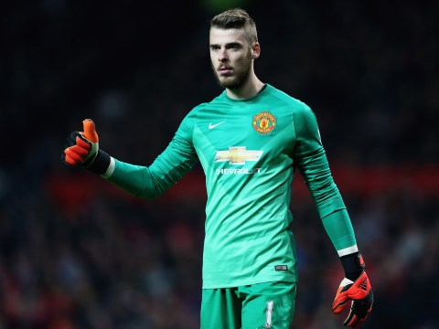 David de Gea is better than Thibaut Courtois, says Man United legend