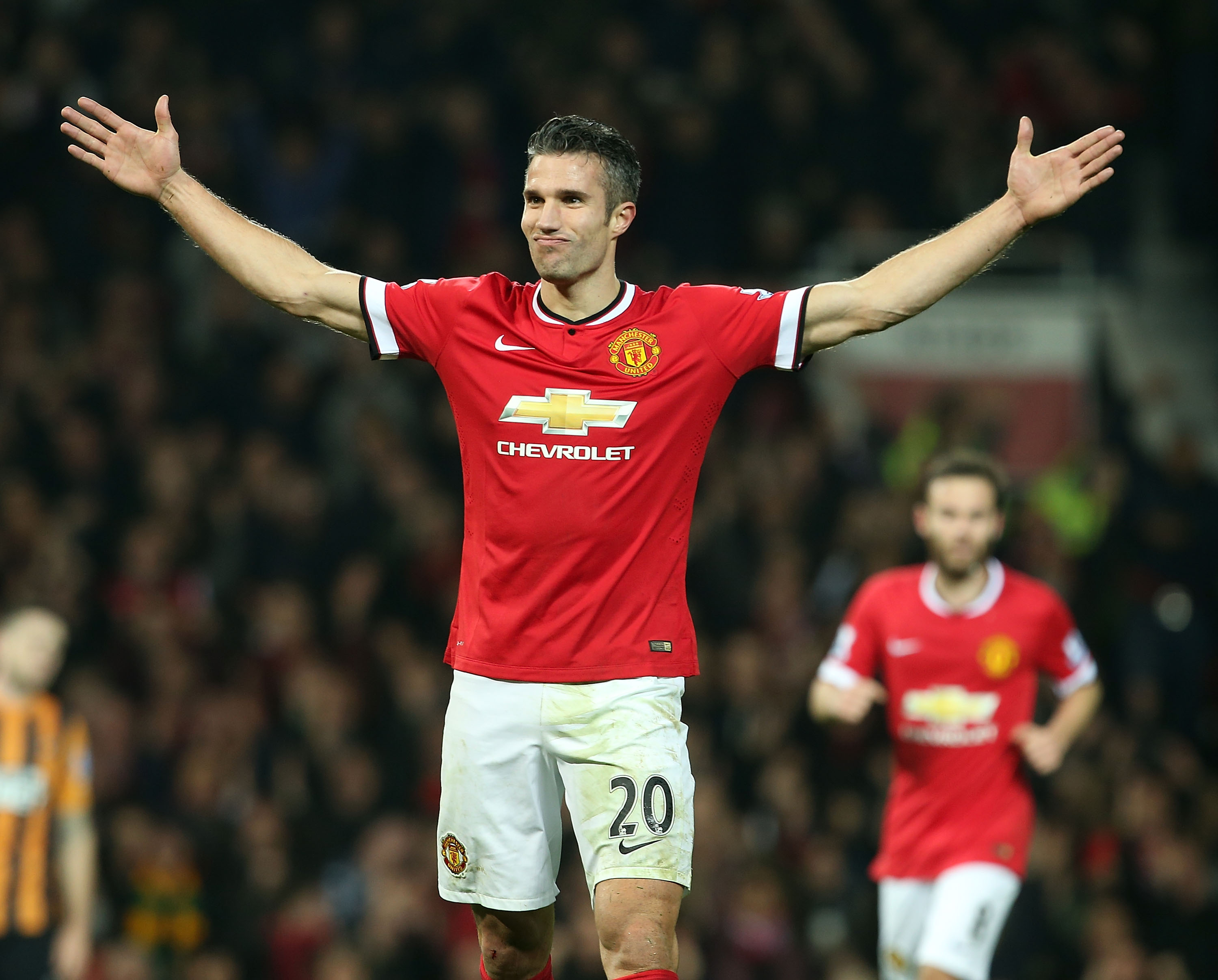 Robin van Persie says he's coming 'home' for Manchester United v Fenerbahce clash