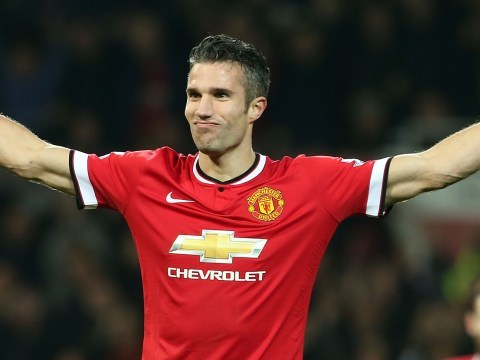 Robin van Persie delights in Manchester United's EFL Cup final win against Southampton