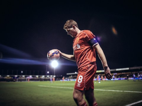 Steven Gerrard reveals just what it takes to be Liverpool captain