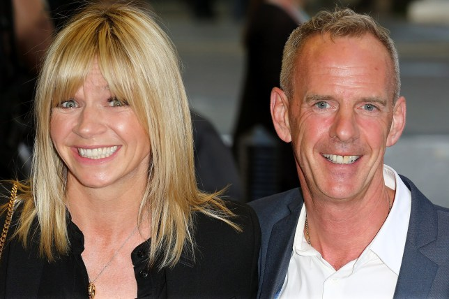 Norman Cook aka Fatboy Slim is reportedly hoping for a second chance with estranged wife Zoe Ball (Picture: Tim P. Whitby/Getty Images)
