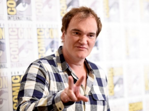 Quentin Tarantino says he's open to directing a Star Trek movie