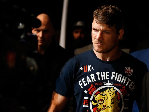 Michael Bisping insists chance of him fighting Georges St-Pierre still alive despite UFC president Dana White's rejection