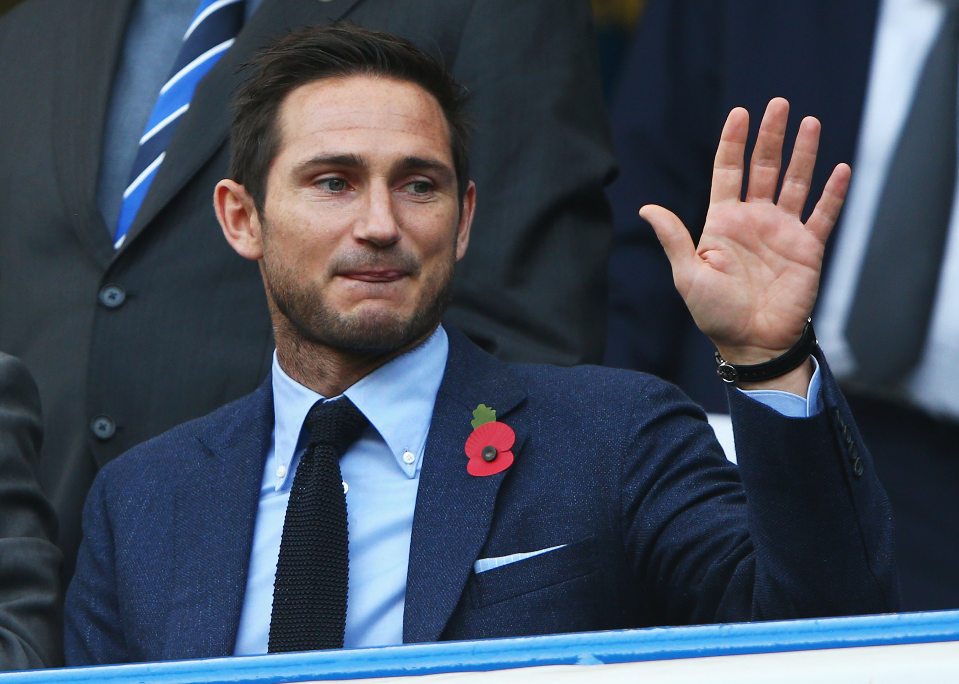 Sergio Aguero names Frank Lampard as his favourite Premier League player of all time