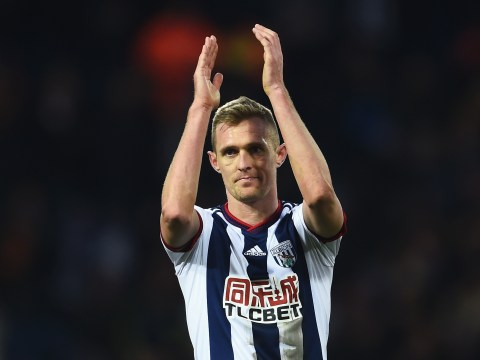 West Brom star Darren Fletcher praised for being a footballer without tattoos, a silly haircut and 'outrageous shoes'