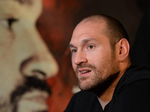 Anthony Joshua believes Tyson Fury will soon be back in boxing where he belongs