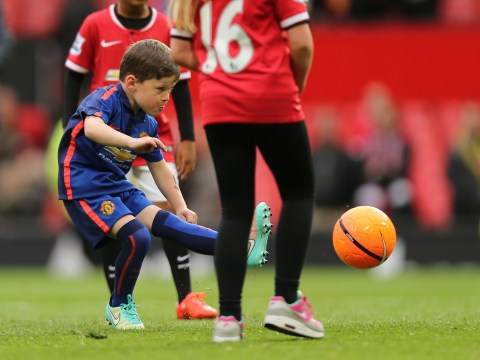 Wayne Rooney's son Kai joins Manchester United's academy