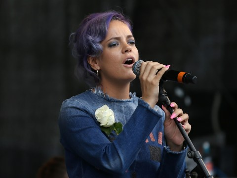 Lily Allen isn't backing down from apologising to refugees on the UK's behalf