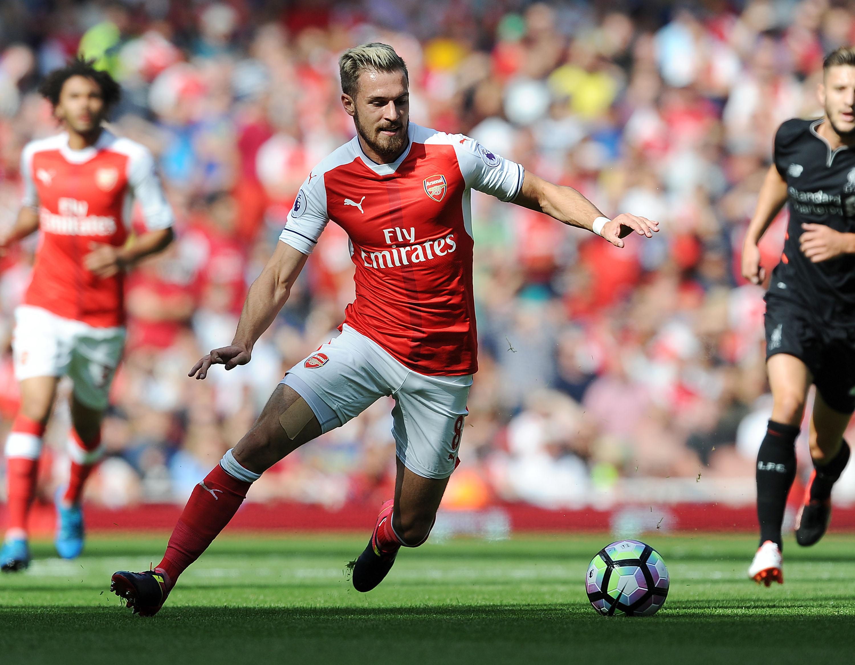 Arsenal boss Arsene Wenger reveals when Aaron Ramsey will return from injury