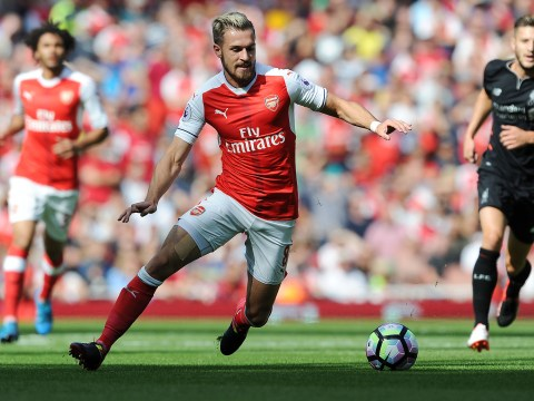 Arsenal boss Arsene Wenger reveals when Aaron Ramsey will return from injury