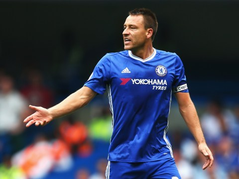 Chelsea captain John Terry set to miss Man United clash with new injury