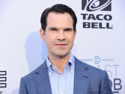 Jimmy Carr sets a challenge as he declares there's nothing you can say that'll offend him