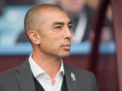 Aston Villa's problems run much deeper than Roberto Di Matteo