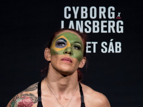 Cris 'Cyborg' Justino lets rip on UFC after they launch featherweight division without her