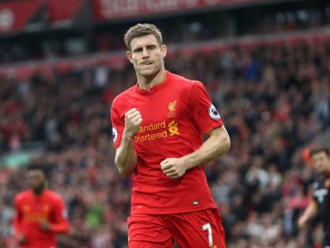 Liverpool star James Milner ahead of Danny Rose and David Alaba in full-back rankings