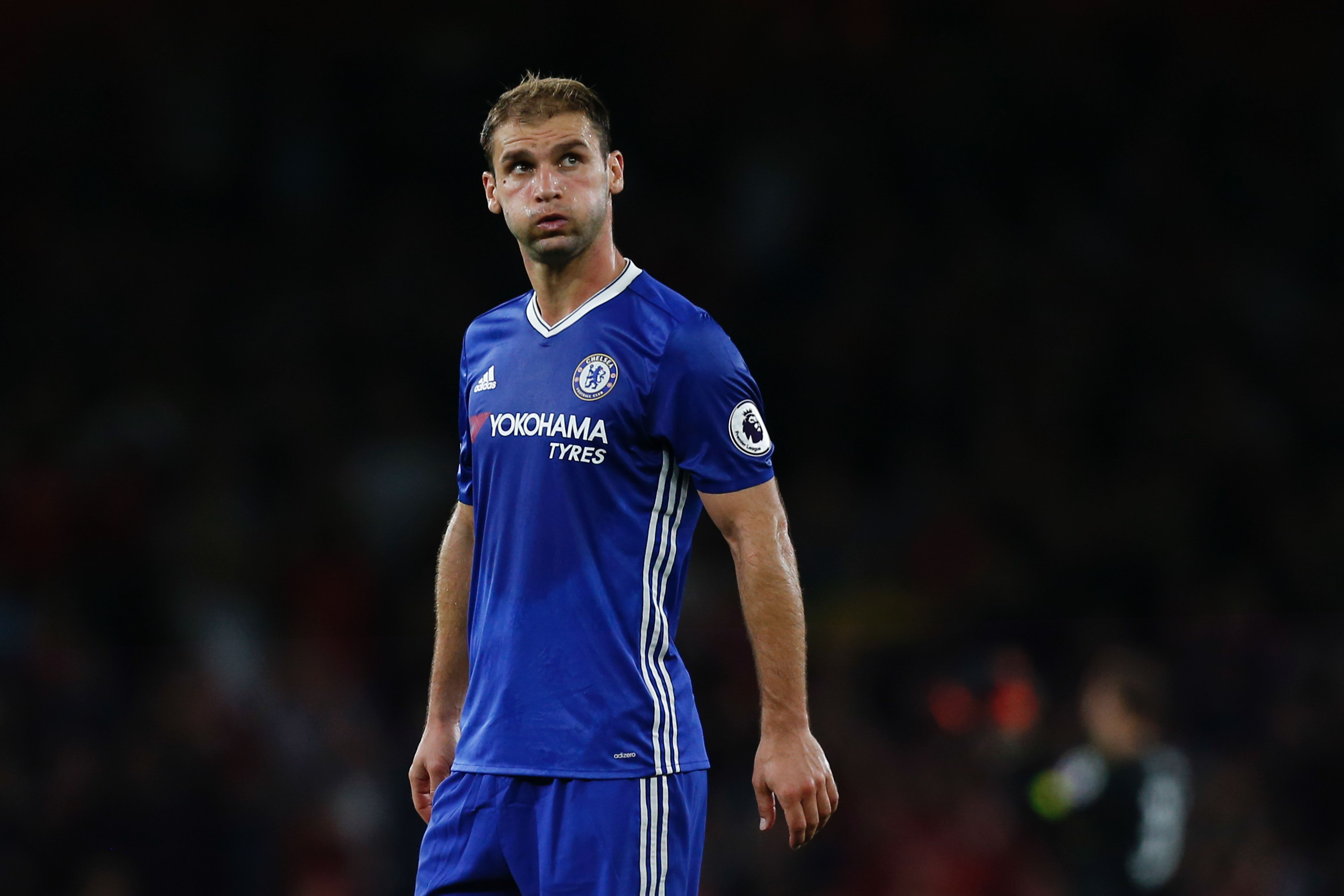 Chelsea star Branislav Ivanovic vows to fight for starting spot under Antonio Conte