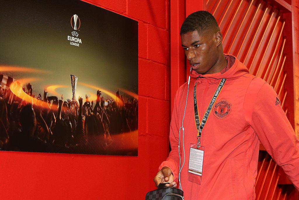 Marcus Rashford is similar to Andy Cole, admits ex-Manchester United forward Dwight Yorke