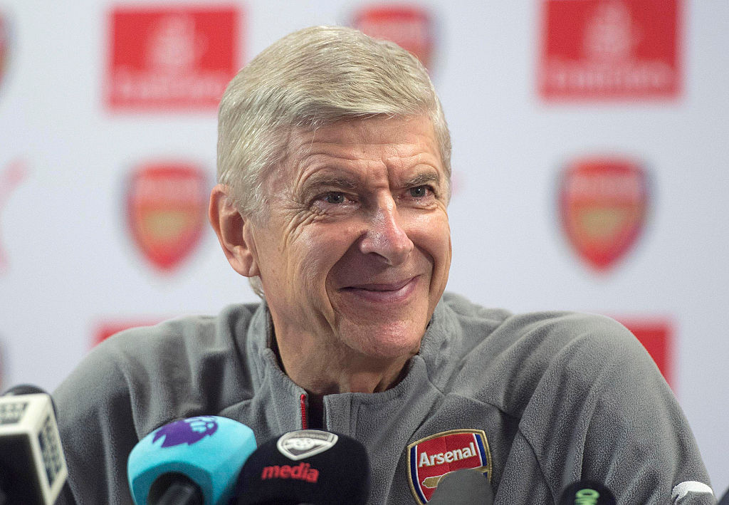 Arsenal boss Arsene Wenger reveals what he would say to God