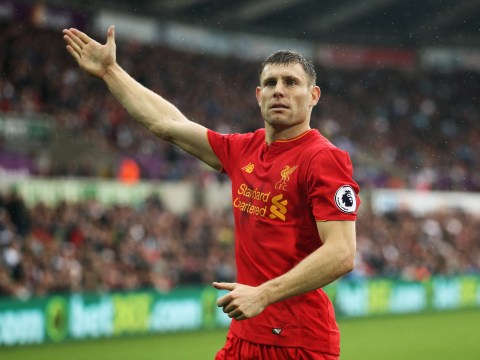 Liverpool full-back Nathaniel Clyne says every team needs a James Milner in their side
