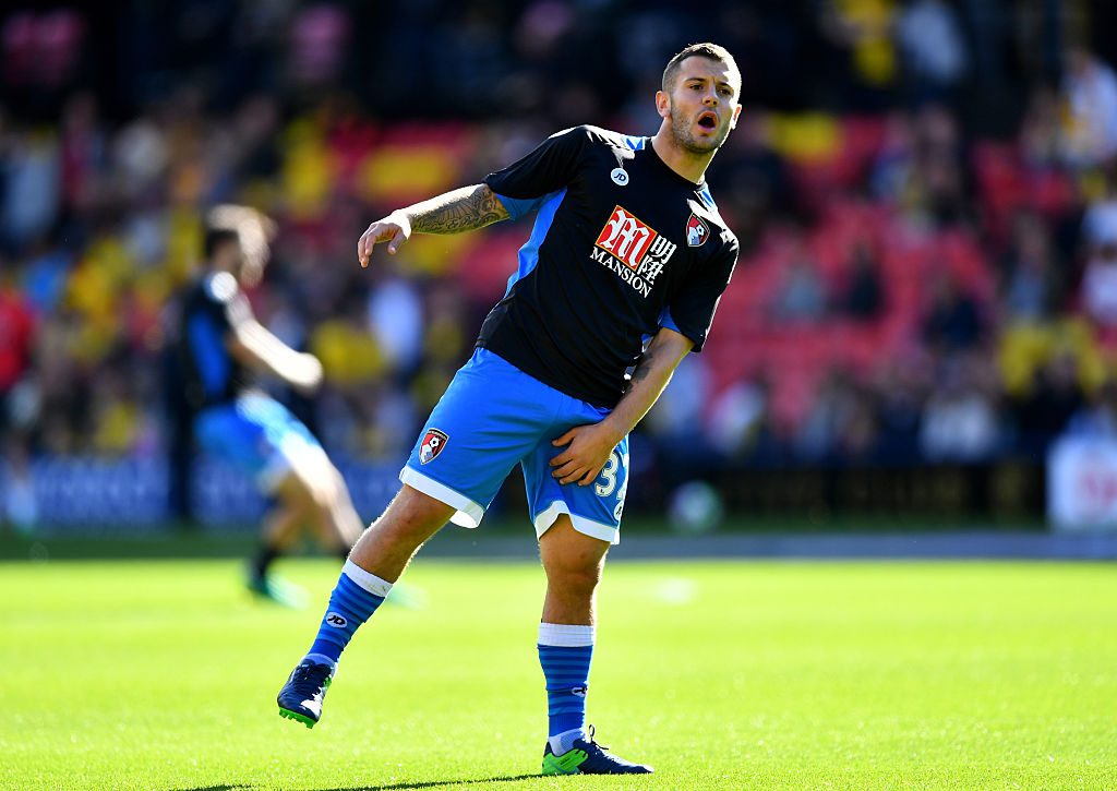 Arsenal's Jack Wilshere getting back to his best, claims Bournemouth teammate Andrew Surman