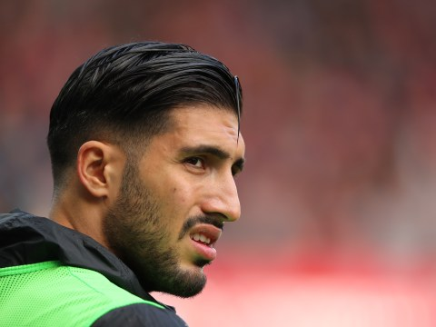 I'm frustrated I'm not in the team, says Liverpool's Emre Can
