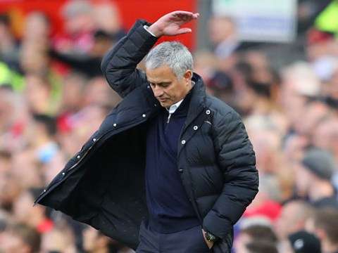 Manchester United worse off under Jose Mourinho compared to Louis van Gaal at the same stage last season