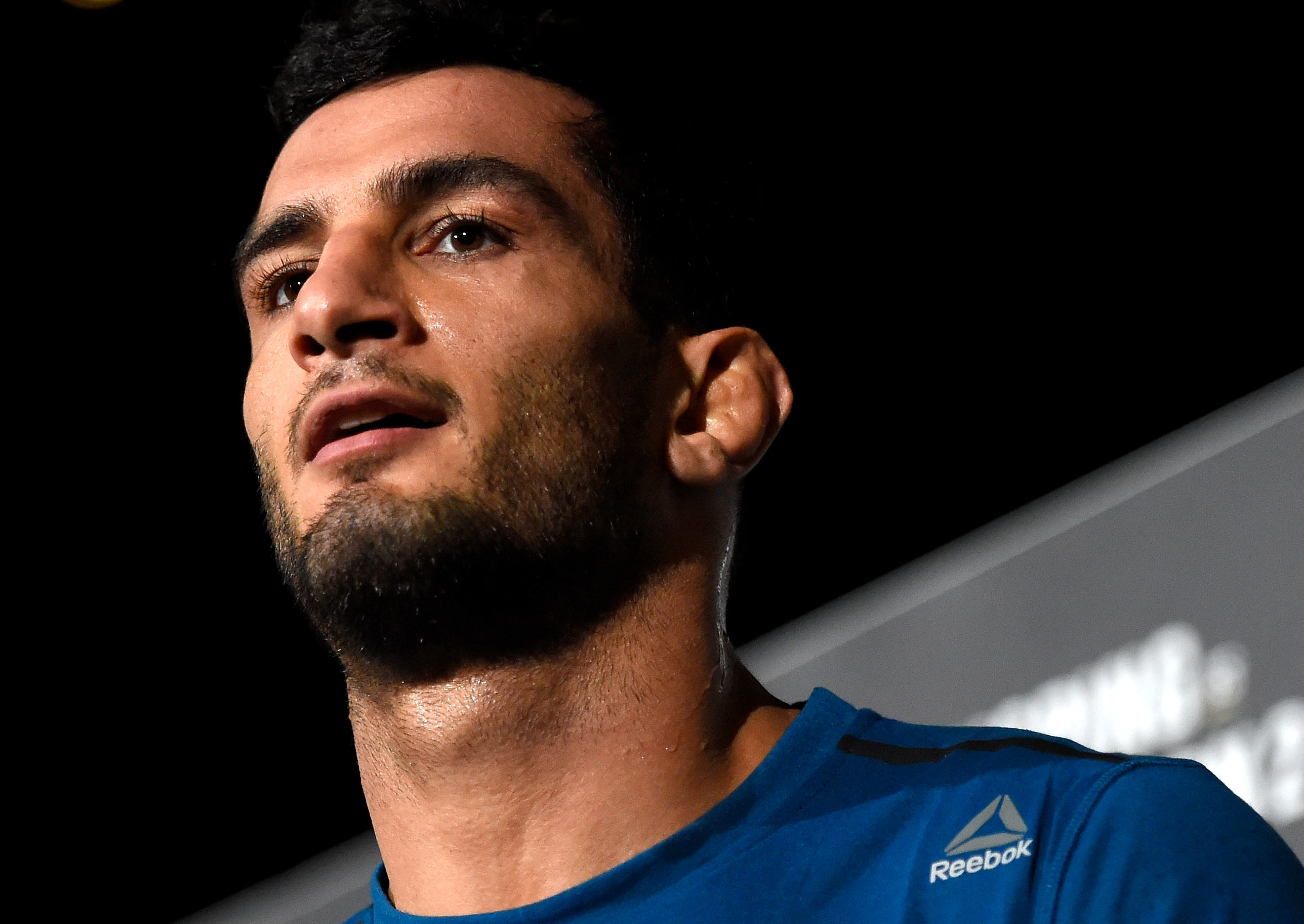 Exclusive: Gegard Mousasi learned from Conor McGregor and Michael Bisping that being loud will get you a title shot