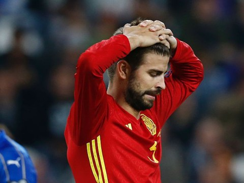 Barcelona star Gerard Pique to retire from Spain duty after 2018 World Cup