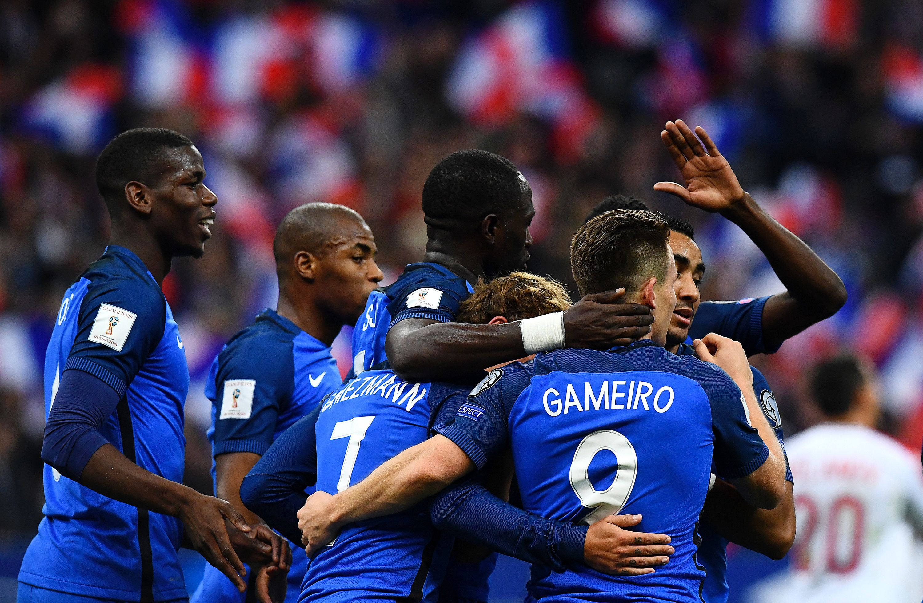 Premier League winners and losers as Dimitri Payet helps France thrash Bulgaria