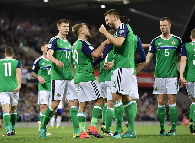 Northern Ireland v Croatia TV channel, kick-off time and