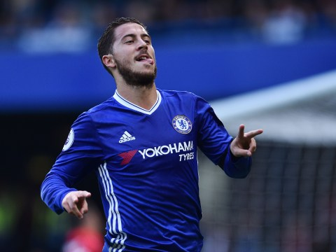 Chelsea attacker Eden Hazard will lead revenge charge against Manchester United manager Jose Mourinho, says Paul Merson