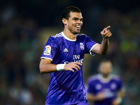 Pepe ready to consider Chelsea transfer amid Real Madrid contract row